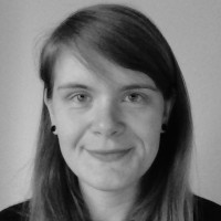 Webinar hosting presenter Julia Schmidt