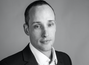 Webinar hosting presenter Hamish Stewart