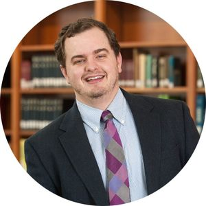Webinar hosting presenter Pitts Theology