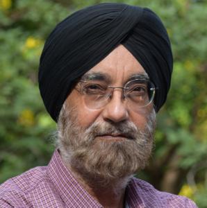 Webinar hosting presenter Surinder Singh J