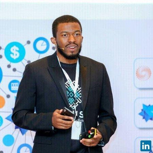 Webinar hosting presenter