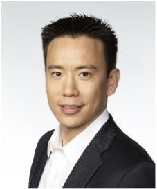Webinar hosting presenter Brian Choi
