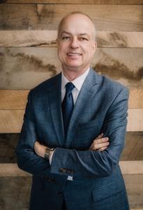 Webinar hosting presenter Paul Schubert