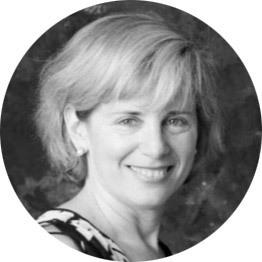 Webinar hosting presenter Judy Hartnett