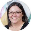 Webinar hosting presenter Rebecca Moore