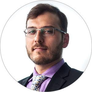 Webinar hosting presenter John M