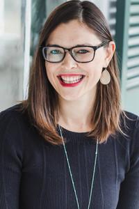 Webinar hosting presenter Kassia Wedekind