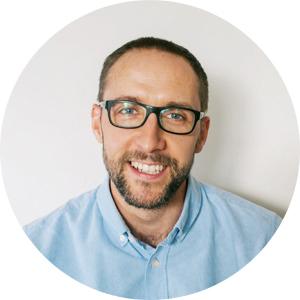 Webinar hosting presenter Mike Crook