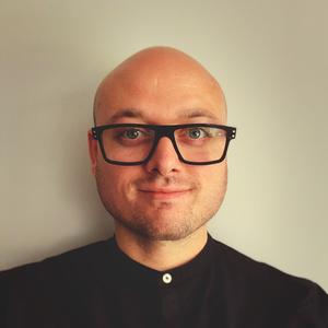 Webinar hosting presenter Max Duce