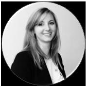 Webinar hosting presenter Amandine WILHELM