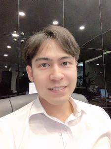 Webinar hosting presenter Vincent Leong