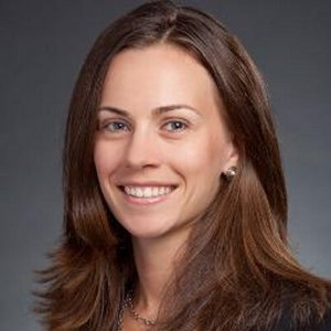 Webinar hosting presenter Alison Cooke M