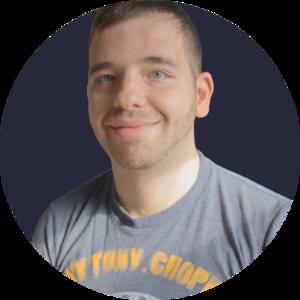 Webinar hosting presenter Jon H