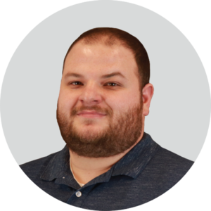 Webinar hosting presenter Patrick Cordes