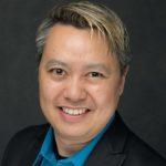Webinar hosting presenter Colin Hung