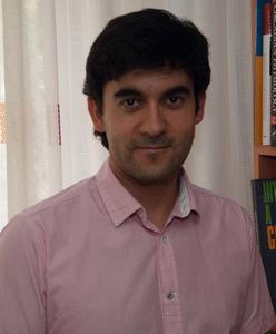 Webinar hosting presenter Juan F Diaz Morales