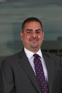 Webinar hosting presenter Ali Moghaddam