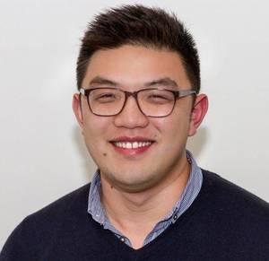 Webinar hosting presenter Michael Tsai