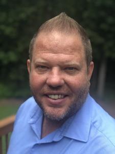 Webinar hosting presenter Graham Fletcher
