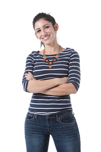 Webinar hosting presenter Natalie Campisi