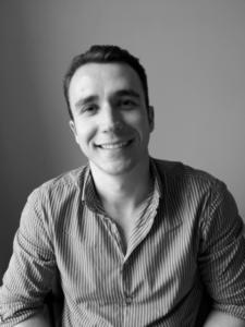 Webinar hosting presenter Dean Hume