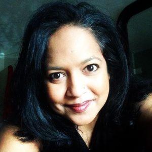 Webinar hosting presenter Judy Vincent