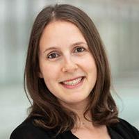 Webinar hosting presenter Anna Wexler
