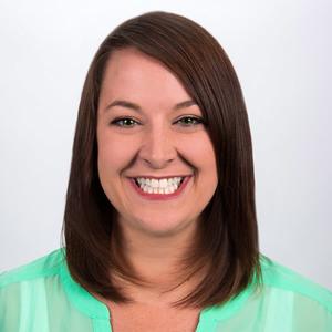 Webinar hosting presenter Trisha Degg