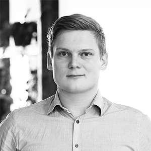 Webinar hosting presenter Tobias Ejersbo