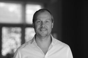 Webinar hosting presenter Martijn Snijder