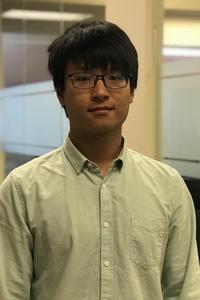 Webinar hosting presenter Patrick Li