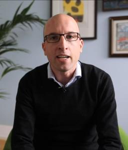 Webinar hosting presenter Clemens F