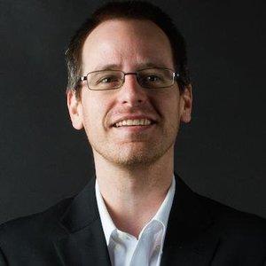 Webinar hosting presenter Mike Perham