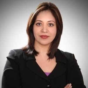 Webinar hosting presenter Mojgan M