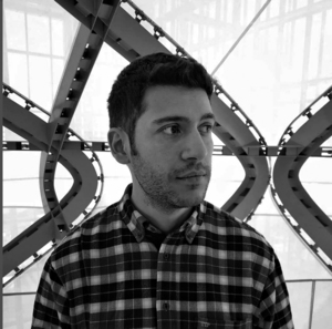 Webinar hosting presenter Angelo Mozzillo