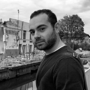 Webinar hosting presenter Giorgio DeBuchiak