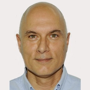 Webinar hosting presenter Spyridon Tarasis