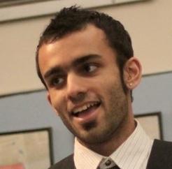 Webinar hosting presenter Aditya Mukerjee
