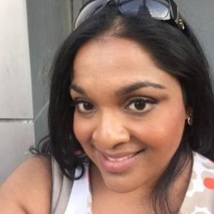 Webinar hosting presenter Meena Thiruvengadam