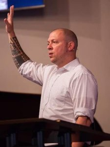 Webinar hosting presenter Alan McLeod