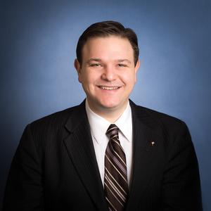 Webinar hosting presenter Peter Schwartz