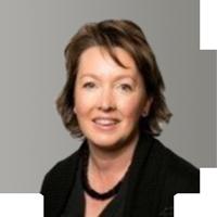 Webinar hosting presenter Deb Smyth