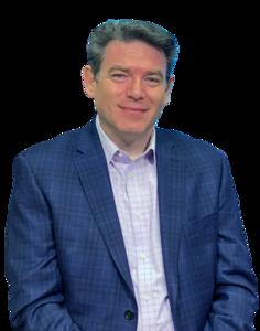 Webinar hosting presenter Howard W
