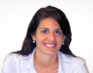 Webinar hosting presenter Marianna Valle