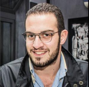 Webinar hosting presenter Sabatino Bufano