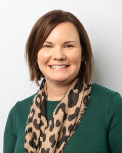 Webinar hosting presenter Annie Forest
