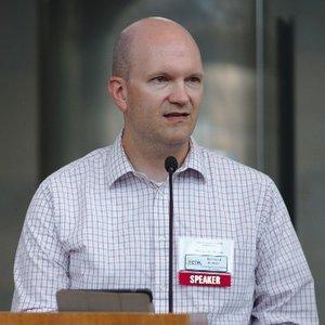 Webinar hosting presenter Raymond Johnson