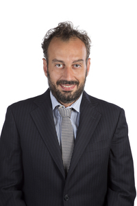 Webinar hosting presenter Fabio Franceschini
