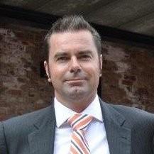 Webinar hosting presenter John Aune
