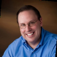 Webinar hosting presenter Tim Hagen